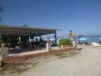 Pláž Agios Petros - ostrov Korfu foto 2