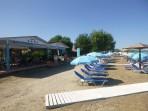Pláž Agios Petros - ostrov Korfu foto 3