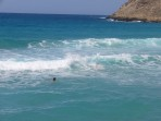 Pláž Agios Nikolaos (Spoa) - ostrov Karpathos foto 6