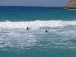 Pláž Agios Nikolaos (Spoa) - ostrov Karpathos foto 7