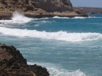 Pláž Agios Nikolaos (Spoa) - ostrov Karpathos foto 8