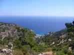 Pláž Apella - ostrov Karpathos foto 1