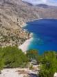 Pláž Apella - ostrov Karpathos foto 2
