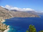 Pláž Apella - ostrov Karpathos foto 4