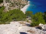Pláž Apella - ostrov Karpathos foto 5