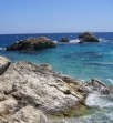 Pláž Apella - ostrov Karpathos foto 6