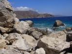 Pláž Apella - ostrov Karpathos foto 7
