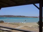 Pláž Makris Gialos (Chicken Bay) - ostrov Karpathos foto 3