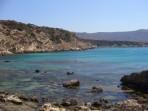 Pláž Pera Ammos - ostrov Karpathos foto 3