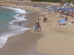 Pláž Agios Nikolaos (Spoa) - ostrov Karpathos foto 2