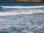 Pláž Agios Nikolaos (Spoa) - ostrov Karpathos foto 4