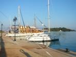 Nidri - ostrov Lefkada foto 6