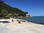 Pláž Agios Ioannis - ostrov Lefkada foto 17