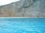 Pláž Porto Katsiki - ostrov Lefkada foto 3