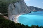 Pláž Porto Katsiki - ostrov Lefkada foto 6