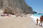 Pláž Porto Katsiki - ostrov Lefkada foto 10