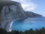Pláž Porto Katsiki - ostrov Lefkada foto 14