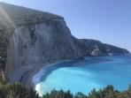 Pláž Porto Katsiki - ostrov Lefkada foto 18