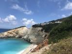 Pláž Porto Katsiki - ostrov Lefkada foto 19