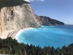 Pláž Porto Katsiki - ostrov Lefkada foto 22