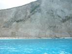 Pláž Porto Katsiki - ostrov Lefkada foto 2