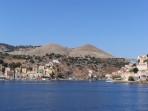 Město Symi - ostrov Symi foto 2