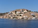 Město Symi - ostrov Symi foto 3