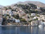 Město Symi - ostrov Symi foto 7