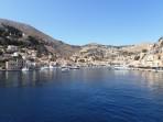 Město Symi - ostrov Symi foto 8
