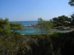 Pláž Mega Portokali - Chalkidiki (Sithonia) foto 2