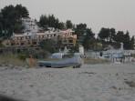 Pláž Skala Fourkas - Chalkidiki (Kassandra) foto 14