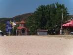 Pláž Ouranoupoli - Chalkidiki (Athos) foto 1