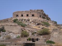 Pevnost Spinalonga