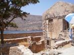 Pevnost Spinalonga - ostrov Kréta foto 9