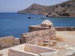 Pevnost Spinalonga - ostrov Kréta foto 15