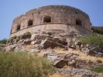 Pevnost Spinalonga - ostrov Kréta foto 17
