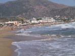 Pláž Stalida - ostrov Kréta foto 2