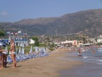 Pláž Stalida - ostrov Kréta foto 3