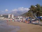 Pláž Stalida - ostrov Kréta foto 6