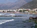 Pláž Stalida - ostrov Kréta foto 7