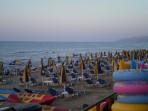 Pláž Stalida - ostrov Kréta foto 8