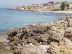 Pláž Stalida - ostrov Kréta foto 10