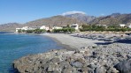 Pláž Koutsouras - ostrov Kréta foto 1