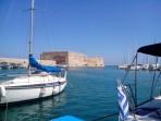 Pevnost Koules (Heraklion) - ostrov Kréta foto 3