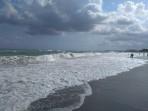 Pláž Rethymno - ostrov Kréta foto 6