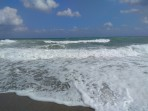 Pláž Rethymno - ostrov Kréta foto 9