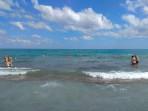Pláž Rethymno - ostrov Kréta foto 13
