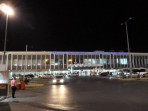 Letiště Nikos Kazantzakis Heraklion - ostrov Kréta foto 1