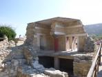 Knossos (archeologické naleziště) - ostrov Kréta foto 1