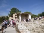 Knossos (archeologické naleziště) - ostrov Kréta foto 2